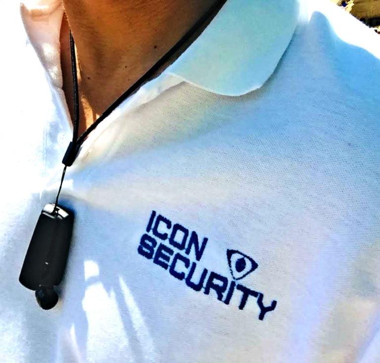 Στέλεχος ασφαλείας Icon Security
