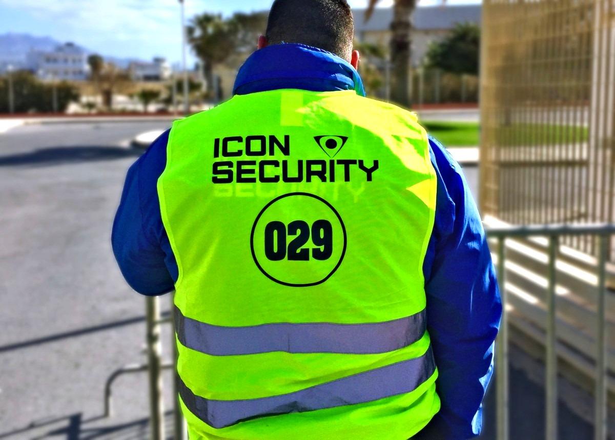 Προσωπικό Ασφαλείας άντρας (Security) Nο 29